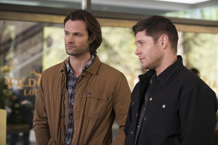 Supernatural - Episode 12.16 - Ladies Drink Free - Promo, Promotional Photos & Press Release