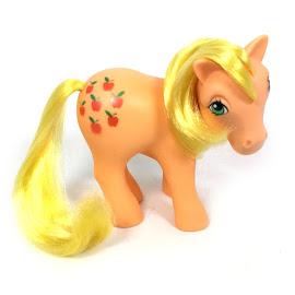 MLP Applejack Year Two Int. Earth Ponies I G1 Pony