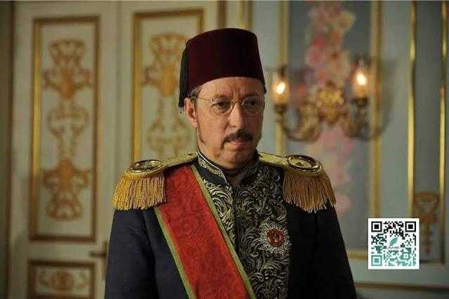 مسلسل السلطان عبد الحميد الثاني الحلقة (25) الجزء الثاني