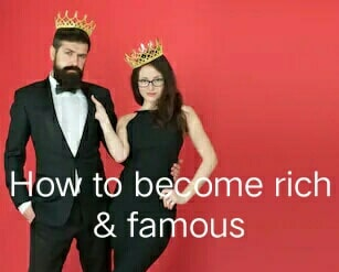 How to become rich & famous: 12 money plan skills of rich & famous people
