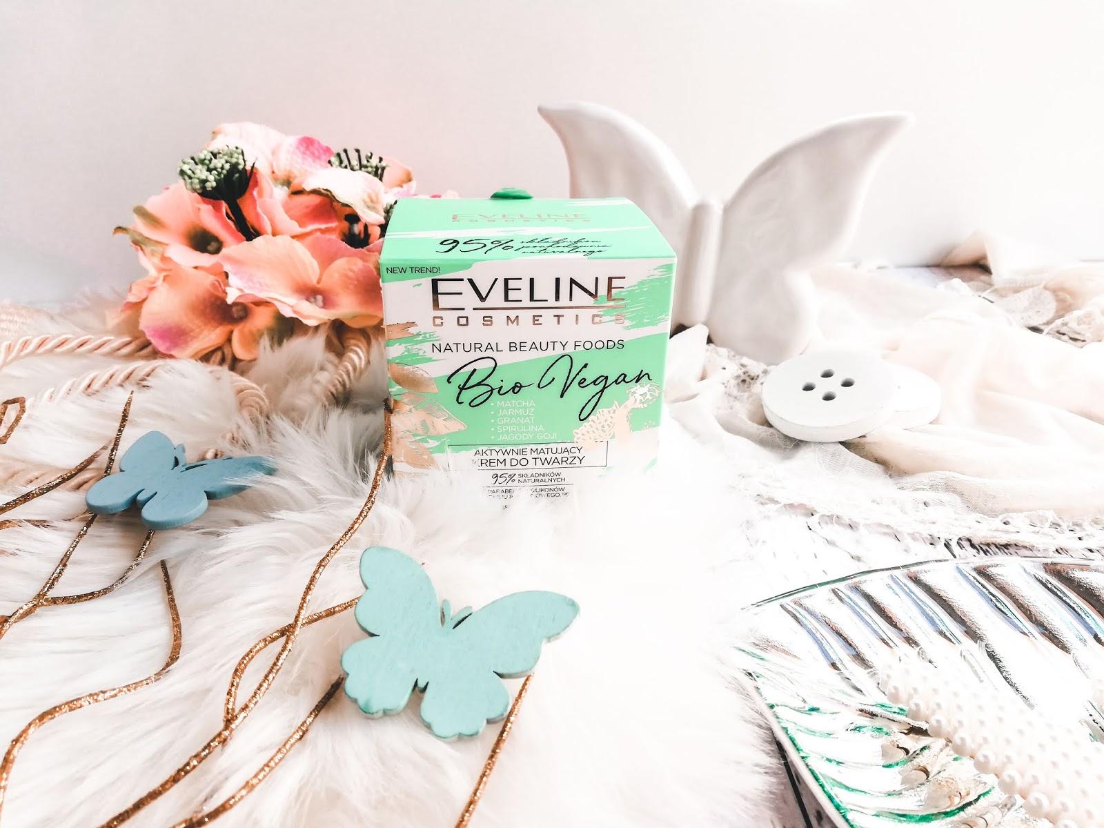 Aktywnie matujący krem 3w1 Eveline Cosmetics