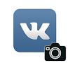 Лого фоторедактор Вконтакте
