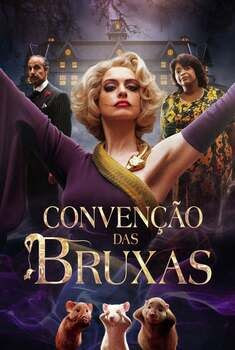 Convenção das Bruxas Torrent – BluRay 720p/1080p Dual Áudio