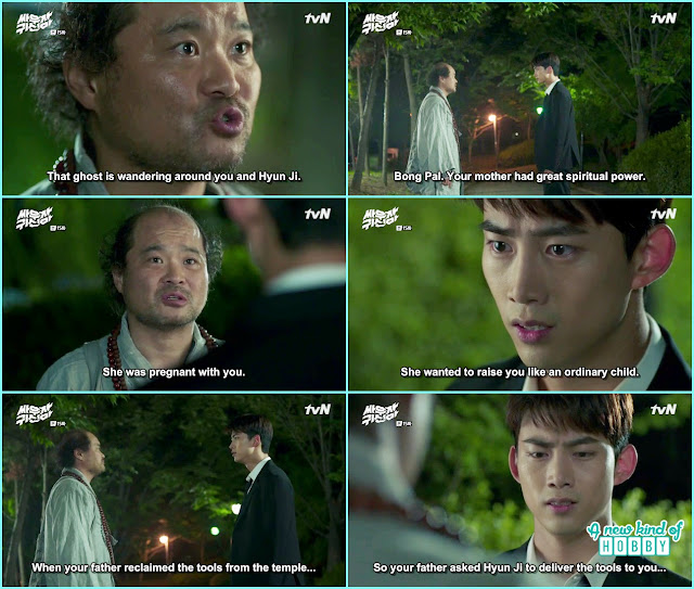 Monk reval the truth about Professor Joo - Let's Fight Ghost - Episode 15 Review