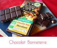 Les chocolats Bonneterre