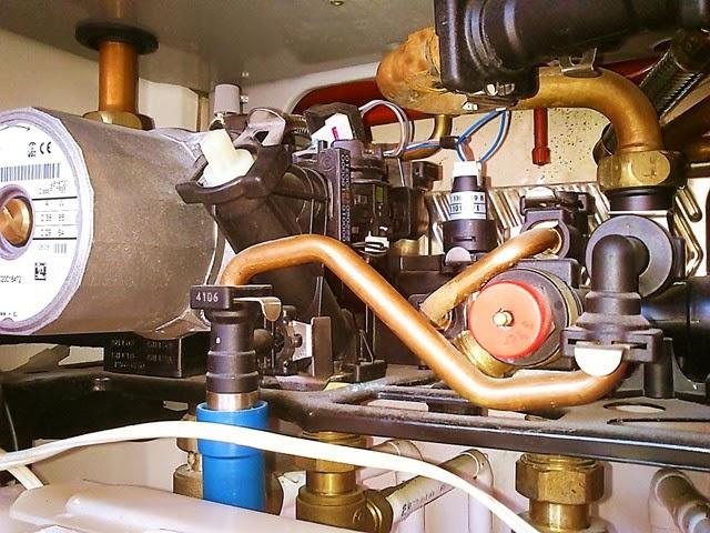 mantenimiento de calderas de gas y biomasa