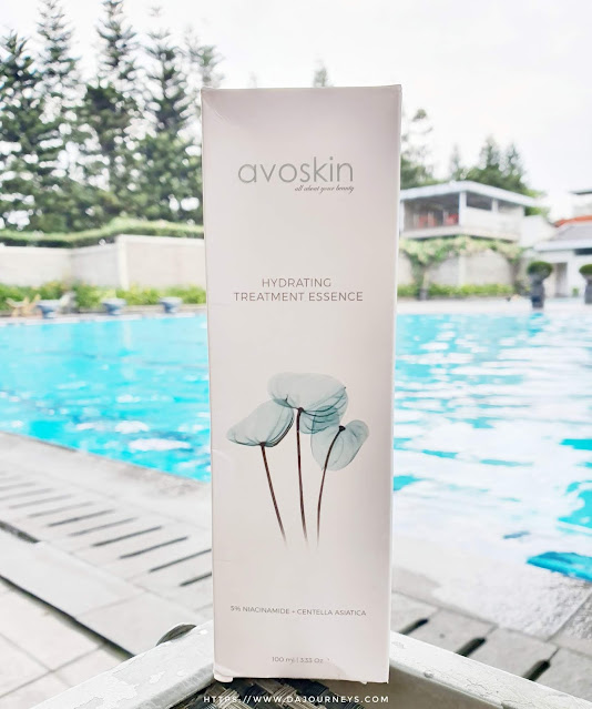 Review Avoskin Hydrating Treatment Essence