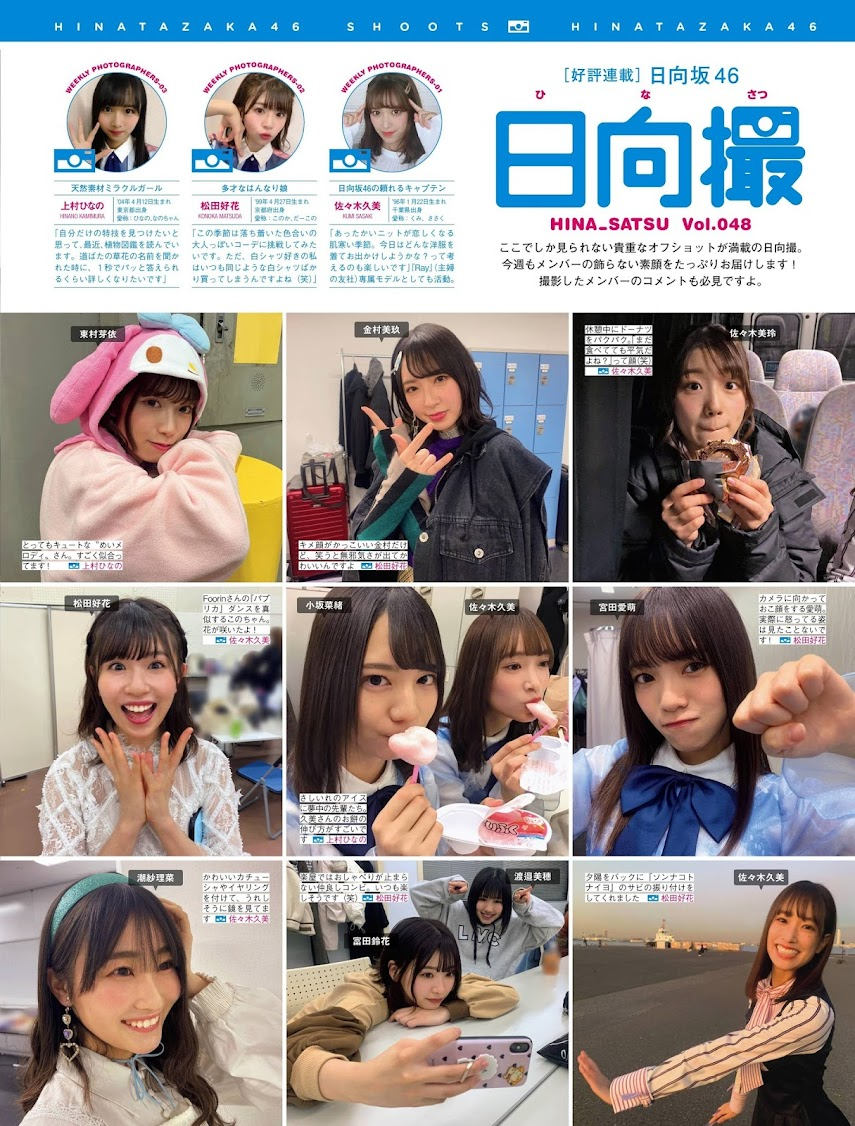 [FRIDAY] 2020.11.13 NANAMI, Miyu Kitamuki, Mao Miyaji, Kyoko Fukada & others