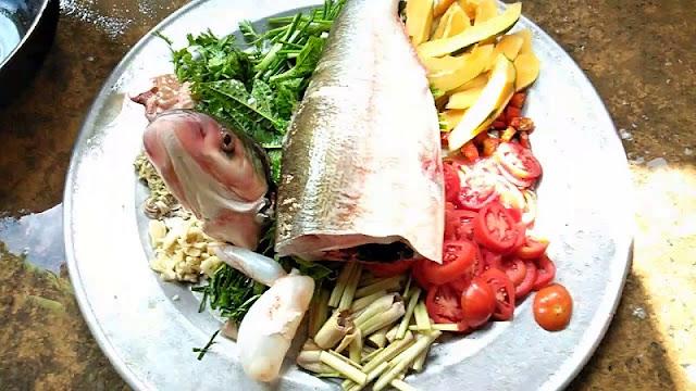 Me Fish (Cá mè)