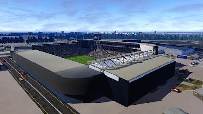 PES 2020 Stadium The Hawthorns
