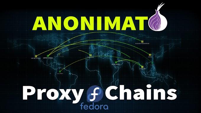 Anonimato com ProxyChains e Tor