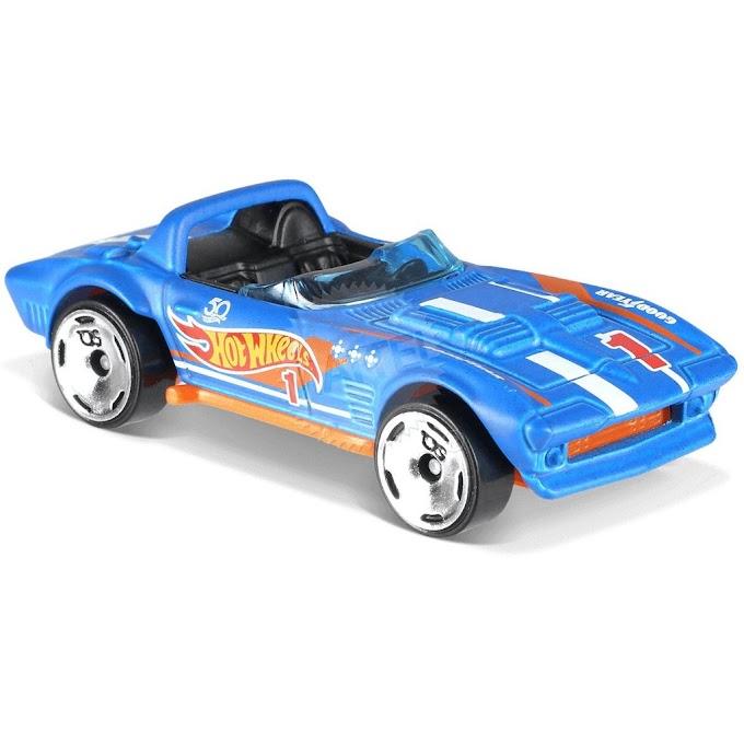 Đồ chơi xe mô hình Hot Wheels kì diệu