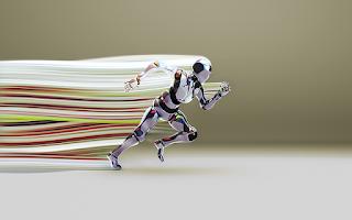 Der Googlebot crawlt Webseiten.