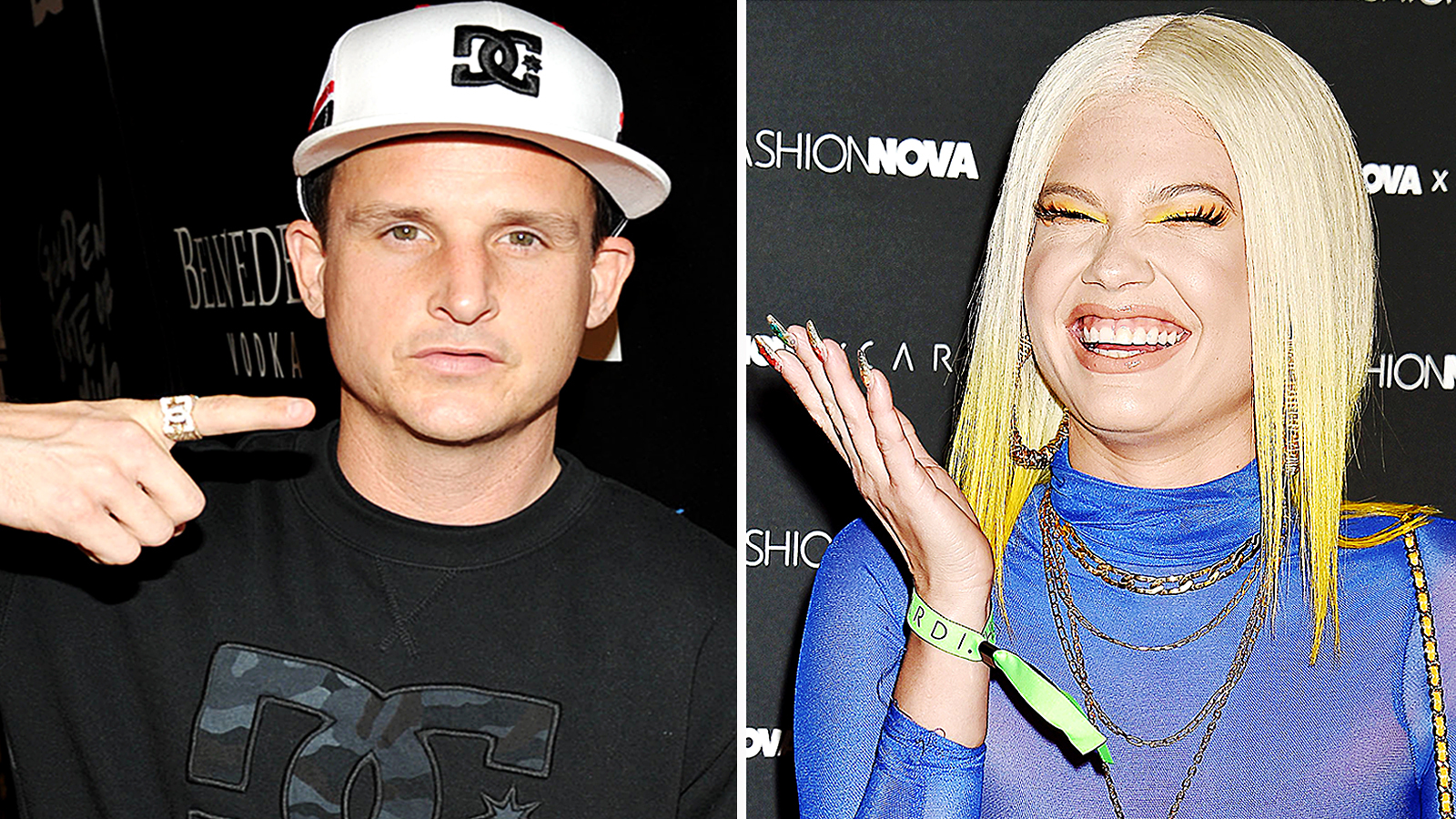 Rob dyrdek dating chanel west coast who is simon cowell dating now 2013