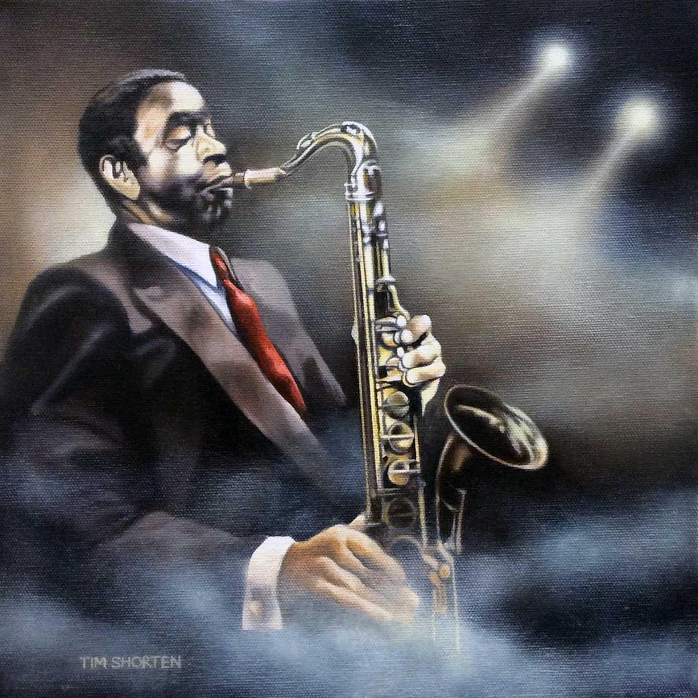 Tim Shorten Saxophonist