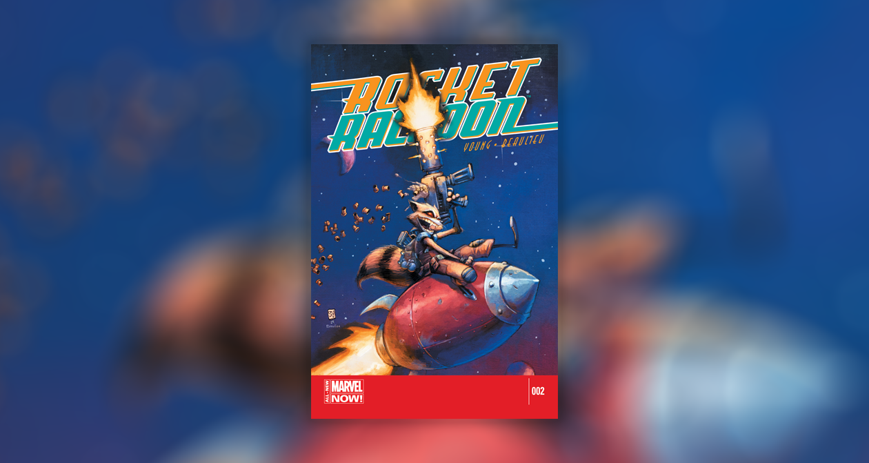 Rocket Raccoon #2 Marvel