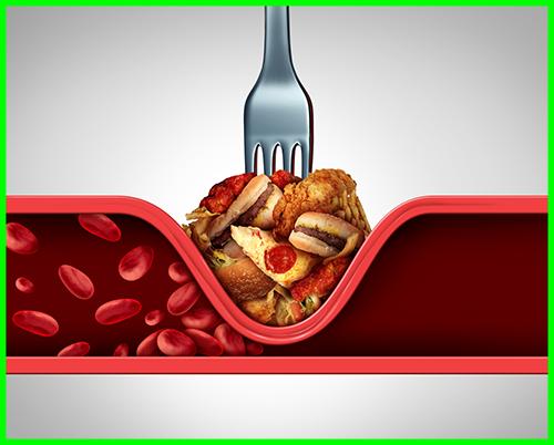 اسباب ارتفاع الكولسترول وعلاجه