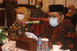 Pj Gubernur Jambi Pimpin Rapat Evaluasi Kegiatan Anggaran APBD Provinsi Jambi Triwulan II