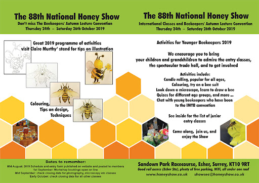 The 88th National Honey Show