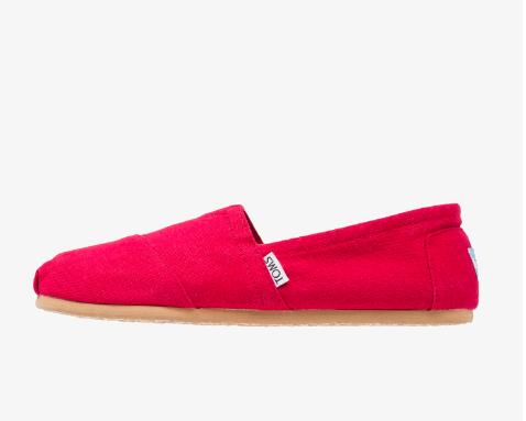 recenzja butów toms