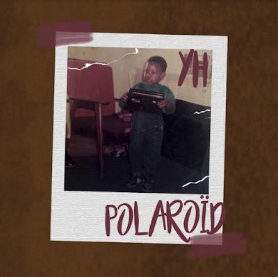 "Cover de l'album ""Polaroïd"""