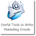 10 Most Useful Tools to Write Marketing Emails