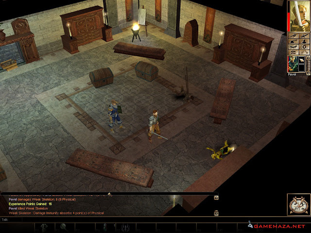 Neverwinter Nights Gameplay Screenshot 4