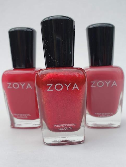 zoya sensual reds