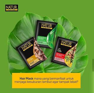 produk natur hair