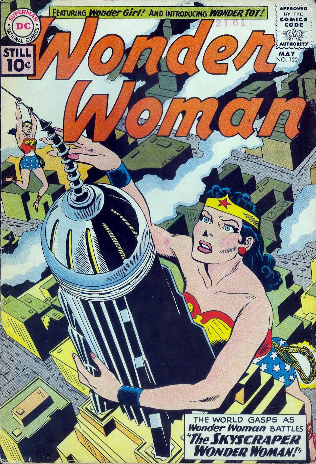 Age Of Wonder Woman