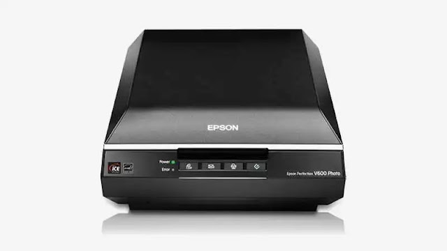 epson perfection v600 driver