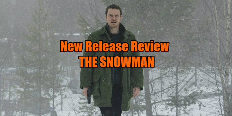the snowman movie review