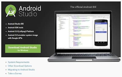membuat aplikasi android sendiri
