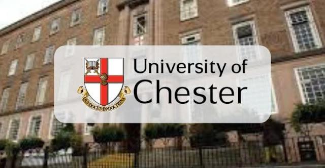 منحة مقدمة من جامعة تشيستر لدراسة البكالوريوس والماجستير في المملكة المتحدة