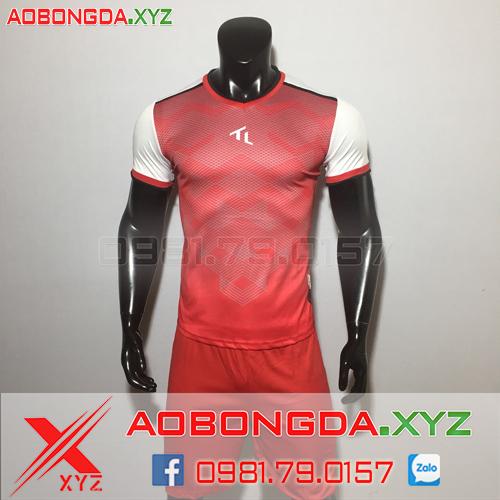 Áo Không Logo Mã XYZ-24 2020 Màu Đỏ