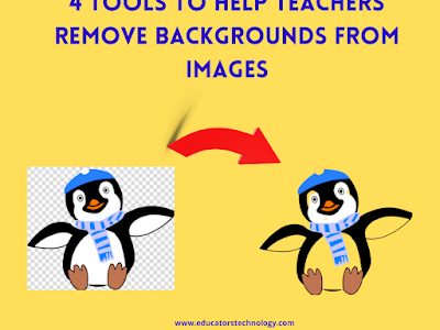 4 Tools to Help Teachers  Remove Backgrounds from Images