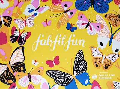 Review: FabFitFun Spring 2020 Box