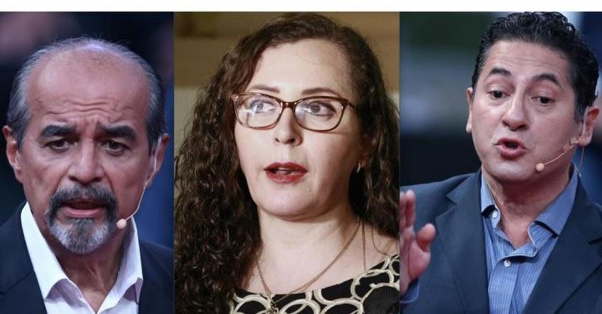 BUENA NOTICIA: Estos personajes no estarán en el próximo Parlamento