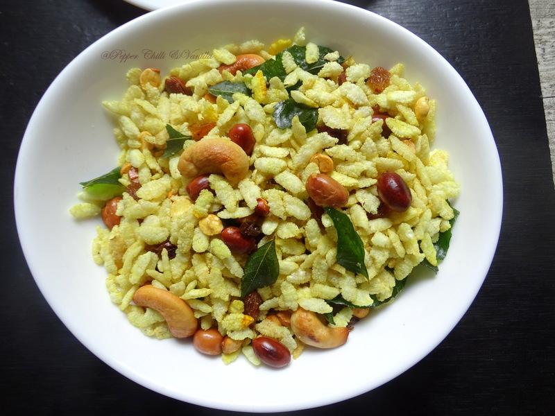 bhajke pohe chiwda recipe