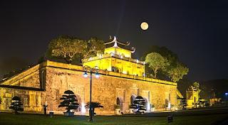 Trung tâm Hoàng thành Thăng Long