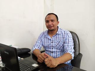 Direktur Logis, M Fihiruddin