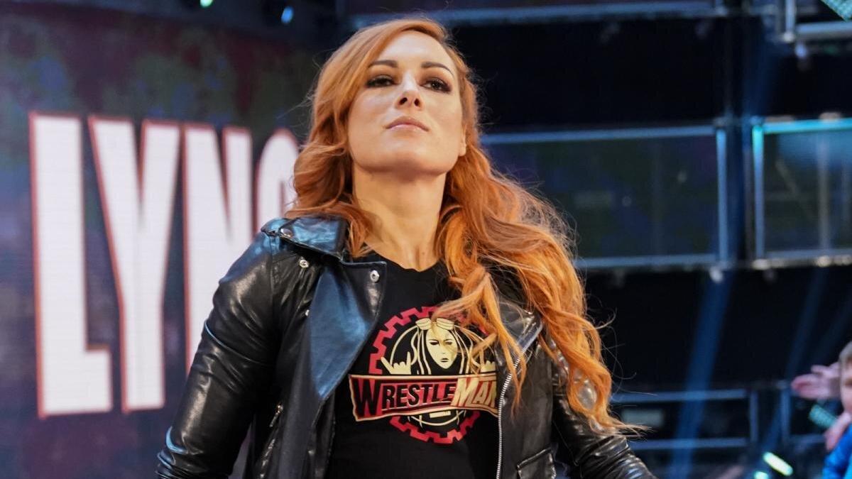 Becky Lynch estará na arena do WWE Money in the Bank