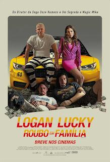 Download Logan Lucky: Roubo em Famíla Dublado (2017)