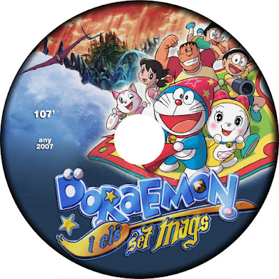 Doraemon i els set mags - [2007]