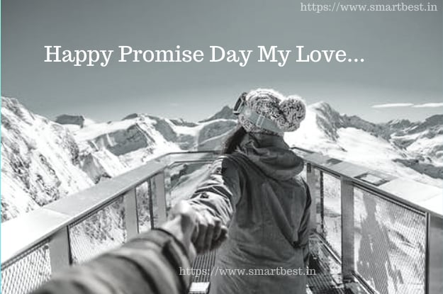 Happy Promise Day Images, Quotes, Messages, Status Download In Hindi And English.