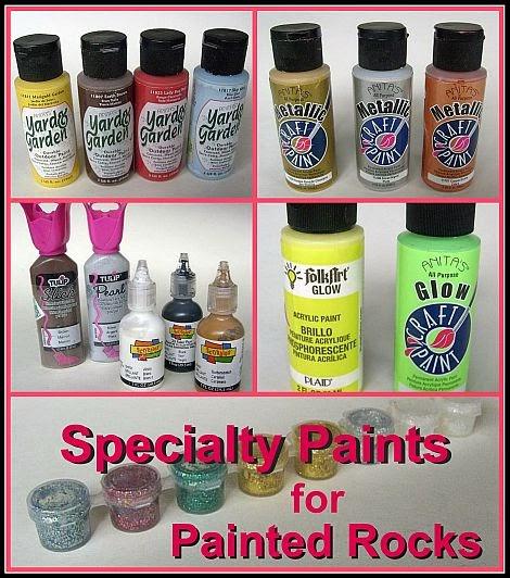 Brush On Sealer For Painted Rocks