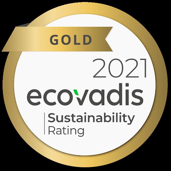 Esforços de sustentabilidade da Canon recompensados com a classificação de ouro da EcoVadis