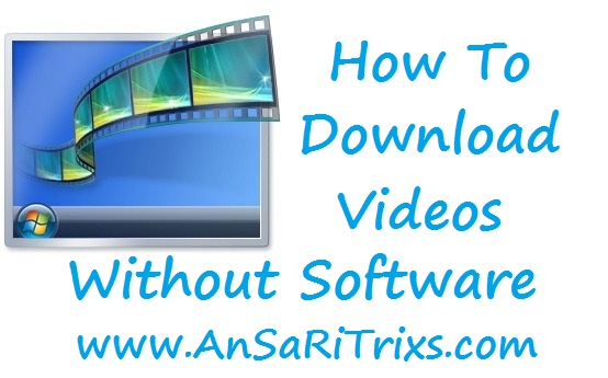 How to Download Any Video from Website without Software