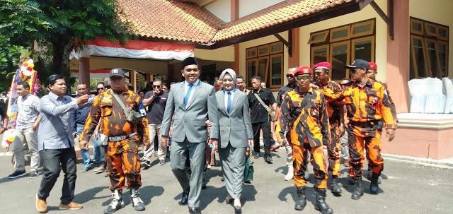 pelantikan anggota DPRD kabupaten Pekalongan