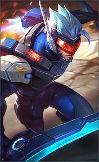 Saber (S.A.B.E.R SQUAD) Regulator Heroes Assassin of Skins V2